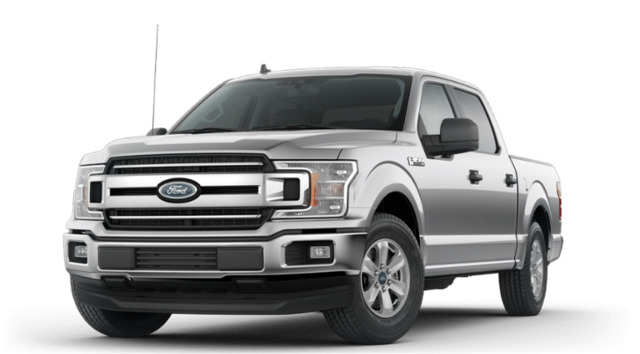 2019 Ford F-150 2WD Truck SuperCrew Cab